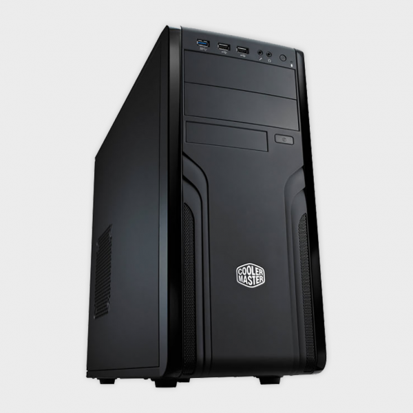 Cooler Master - CM FORCE 500 MID TOWER FOR-500-KKN1