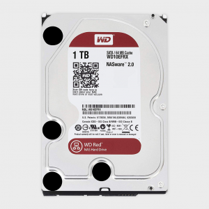 WD - Red 1TB Internal NAS Hard Drive (WD10EFRX)
