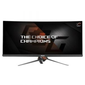 ASUS ROG Swift Curved PG348Q Gaming Monitor - 86.36cm(34) 21:9 Ultra-wide QHD (3440x1440), overclockable 100Hz , G-SYNC™